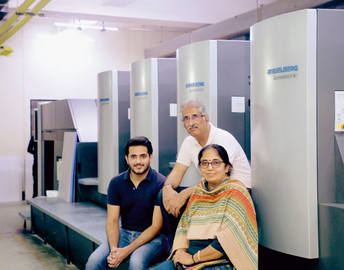 Indian printer successfully installs two Speedmasters in two years