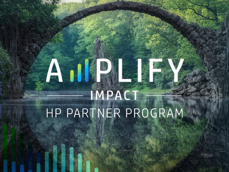 HP introduces first-of-its-kind Sustainable Impact program