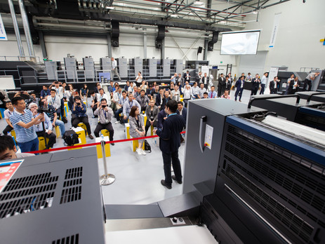Heidelberg to focus on virtual and inhouse events in 2021