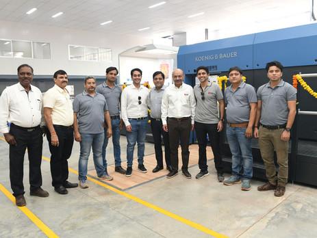 India's TCPL Packaging installs 7th Koenig & Bauer press