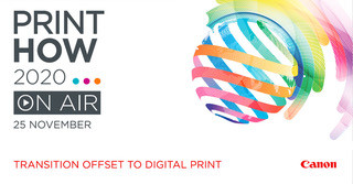 Canon to host webinar on transitioning from offset to digital