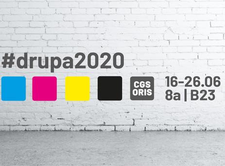 CGS ORIS to launch rebranding at drupa