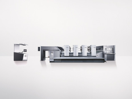 Japanese print shop signs Heidelberg subscription agreement