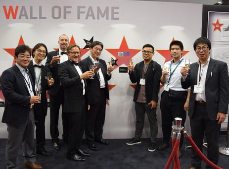 Japan's Takara Pac shines at first MPS Label Awards