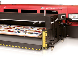 Large format and industrial print markets recovering