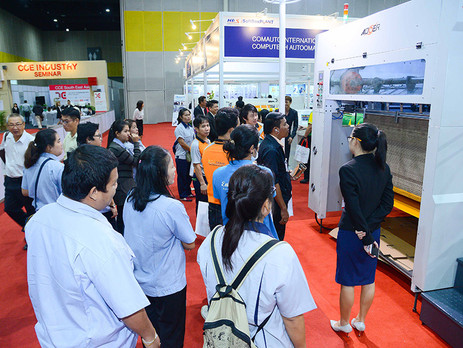 CCE South East Asia 2018 focuses on Thai corrugated packaging industry