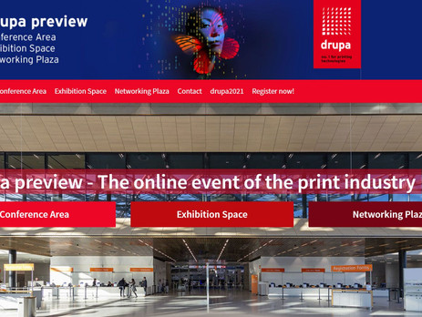 Third drupa preview day concludes