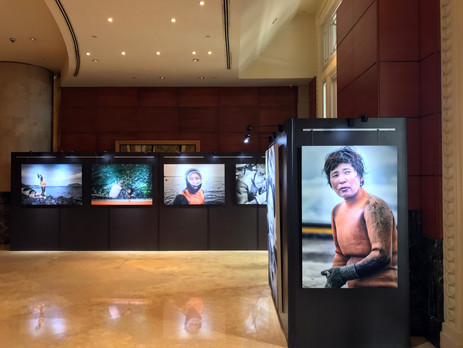 Epson Singapore supports Haenyo photo exhibition