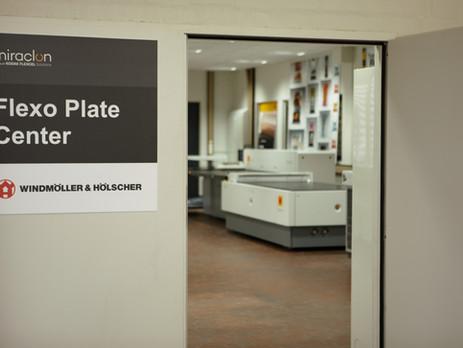 Kodak Flexcel NX Ultra Solution moves to W&H Technology Center