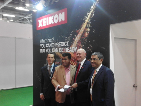 Xeikon goes direct in India