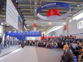 Koenig & Bauer hit record sales at China Print