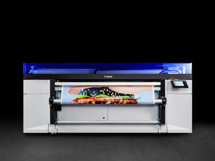 Canon's large format printers receive Pinnacle awards