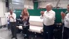 EFI launches entry-level Blaze textile digital printer