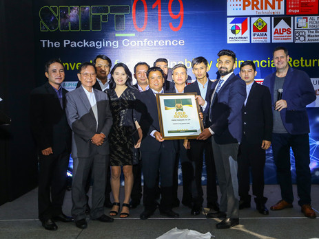 Thailand's Prime Packaging emerges Best in Show