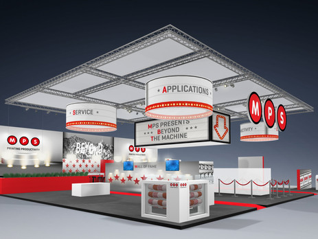 MPS presents 'Beyond the Machine' at Labelexpo Europe