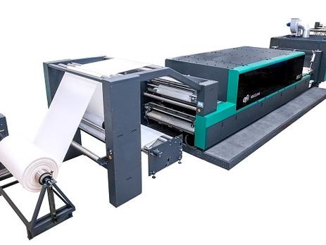 EFI upgrades Regianni Bolt textile printer