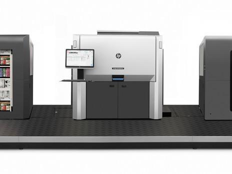 US Company Installs World's First HP Indigo 50000 Digital Press