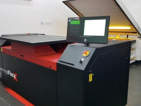 First ThermoFlexX 48 Digital Imager in Malaysia