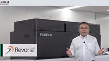 Fujifilm unveils new production press platform Revoria