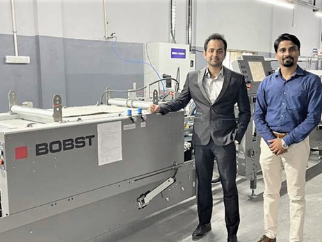India's Solar Printers invest in Bobst to strengthen post-press portfolio