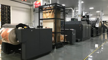Xiamen Hexing Packaging installs China's first HP PageWide Corrugated Press