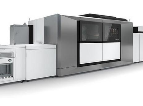 Canon unveils new varioPRINT iX-series press