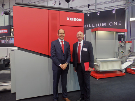 Xeikon Set to Blaze Trails in Asia