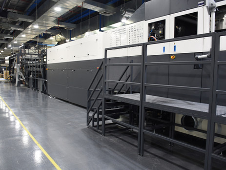 Italy customer installs second HP PageWide C500 in Europe