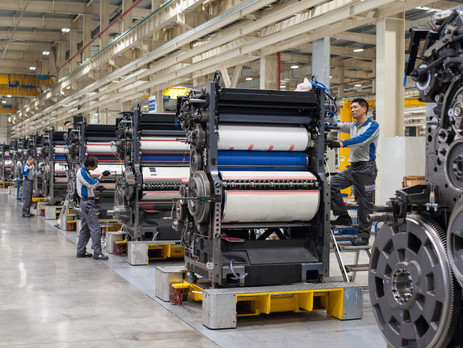 Heidelberg Shanghai delivers 9,999th printing unit