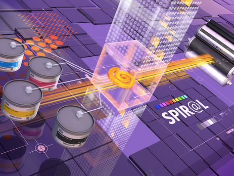 Agfa unveils new screening SPIR@L technology