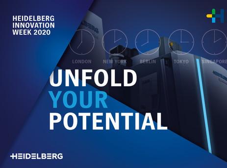 Heidelberg's virtual show wraps up