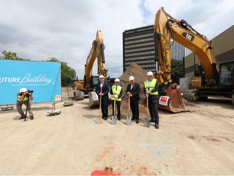 Messe Düsseldorf begins EUR140m construction project