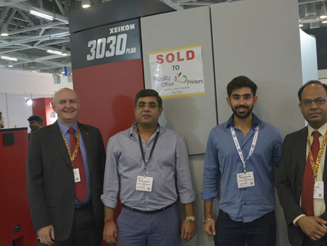Kwality Offset Printers enters digital label printing market