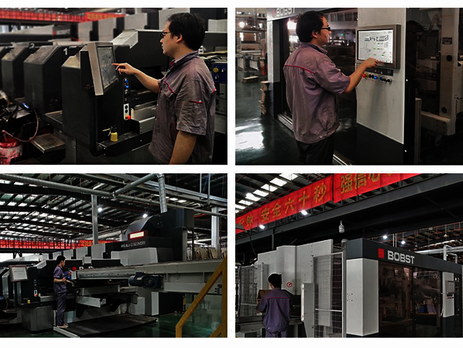 Chinese packaging company invests in Bobst for 'smart' factory