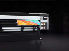 HP launches new range of wide format printers