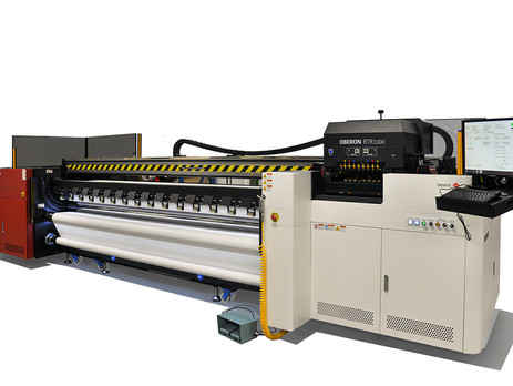 Agfa unveils large format printer