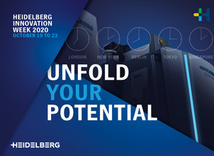 Heidelberg to host global virtual event