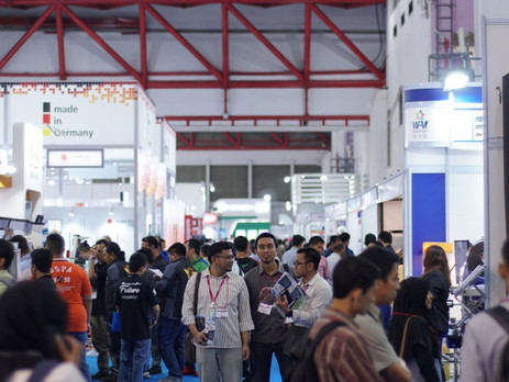 INDOPLAS, INDOPACK and INDOPRINT 2018 reports record attendance