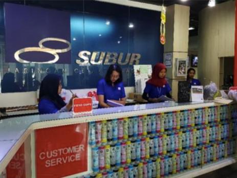 Indonesia's Biggest Retail Digital Printer Buys Web-to-Print Software