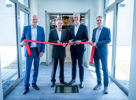 Koenig & Bauer unveils upgraded global Customer Experience Centre