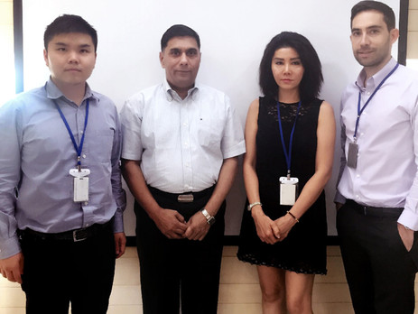 QuadTech appoints new agent for Thailand