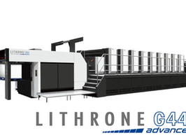 Komori announces new Lithrone models