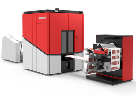 Xeikon to focus on label and folding carton applications at PacPrint 2017