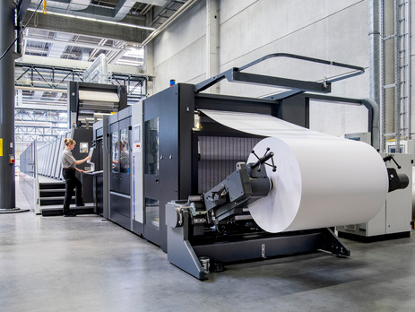 Heidelberg makes upgrades in in-mould label production