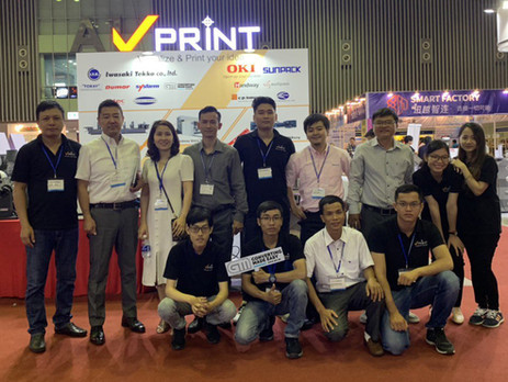 Grafisk Maskinfabrik appoints Vietnam distributor