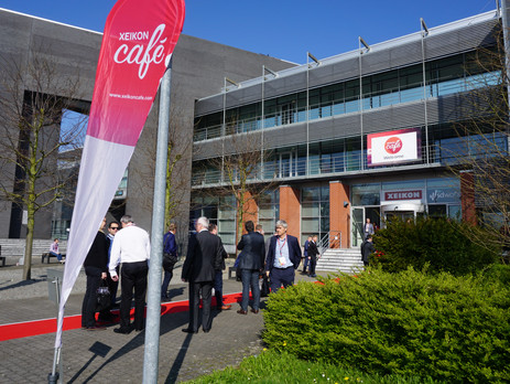Xeikon Café 2017 wraps up with record number of visitors