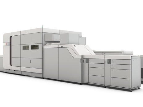 IDC MarketScape names Canon as High-Speed Production Inkjet Market Leader