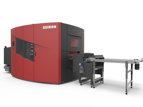 Xeikon debuts new diecutter at drupa