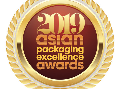 Call for Entries:  Asian Packaging Excellence Awards 2019