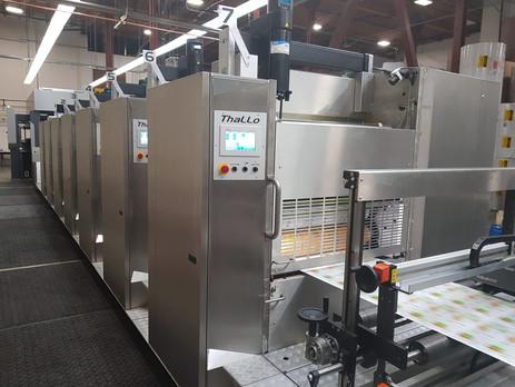 manroland Goss targets packaging for 2021